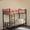 Двухъярусные кровати Новые на металлокаркасе для хостелов,  гостиниц,  рабочих #1612033