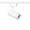 Светильник трековый FAZZA D110 10W с углом 15-60 градусов