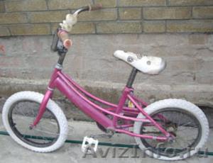для девочки велосипед - Изображение #1, Объявление #689461