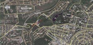 Участок 2.7Га под строительство жилого комплекса в районе Зоопарка - Изображение #2, Объявление #1443372