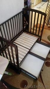 Детская кроватка с поперечным маятниковым механизмом - Изображение #2, Объявление #1500831
