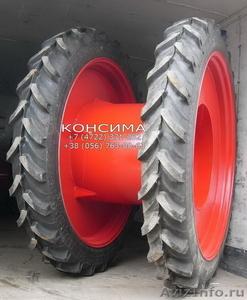 Узкие сдвоеные шины и колеса для междурядий - Изображение #9, Объявление #90869