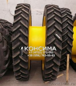 Узкие сдвоеные шины и колеса для междурядий - Изображение #7, Объявление #90869