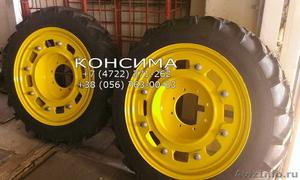 Узкие сдвоеные шины и колеса для междурядий - Изображение #8, Объявление #90869