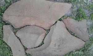 Натуральный камень песчаник Фонтанка серо-зелёная природная - Изображение #1, Объявление #1602487