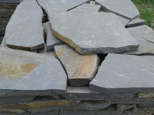 Натуральный камень песчаник Синяк пластушка природный - Изображение #1, Объявление #1602481