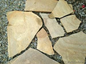 Натуральный камень Фисташка пластушка песчаник - Изображение #1, Объявление #1602482