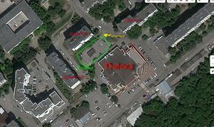 Аренда парковочного места стоянка - Изображение #1, Объявление #1684848