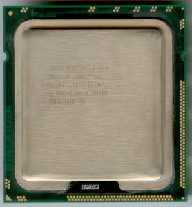 Процессор Intel Core i7-930 LGA 1366 - Изображение #1, Объявление #1698829