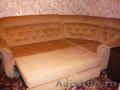 Угловой диван-кровать + кресло