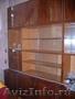 Книжный шкаф с секретером