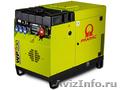 Дизельные электростанции  мощностью от 2кВт до 4мВт,  Мотопомпы