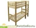 Кровати из карельской сосны. ДЁШЕВО - Изображение #2, Объявление #366584
