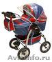 Детская коляска Polak 3в1