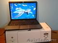 ноутбук HP 530 с цветным принтером