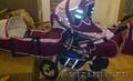 Продам коляску трансформер 2 в 1