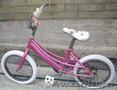 для девочки велосипед