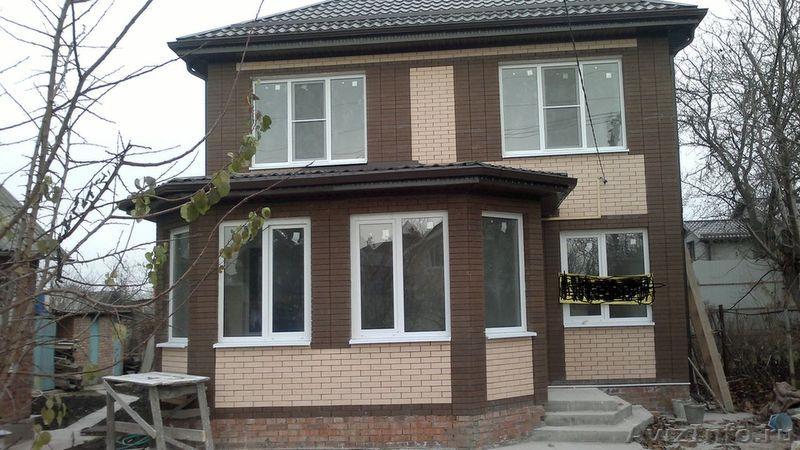 Закрытая веранда к кирпичному дому проекты
