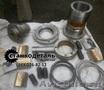 Запчасти,  оснастка и комплектующие к металлорежущим станкам.