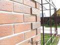 Отделка и облицовка фасада клинкерной плиткой