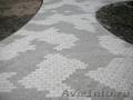Производим работы по укладке тротуарной плитки, мощению дорожек, укладку тротуар, Объявление #1284706