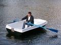 Стеклопластиковая лодка Стриж