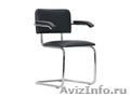 Офисные стулья ИЗО,  стулья на металлокаркасе,  Стулья для посетителей,  Стулья  - Изображение #5, Объявление #1491141