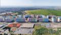 Земельный участок с проектом торгового центра 1, 11 га