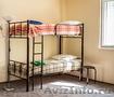 Кровати двухъярусные односпальные на металлокаркасе - Изображение #2, Объявление #1557656