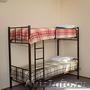 Двухъярусные кровати Новые на металлокаркасе для хостелов,  гостиниц,  рабочих