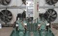 Централь на базе 2х компрессоров bitzer 4fes-3y-40s